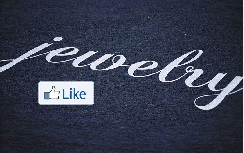 Visual articolo gioiellerie e Facebook