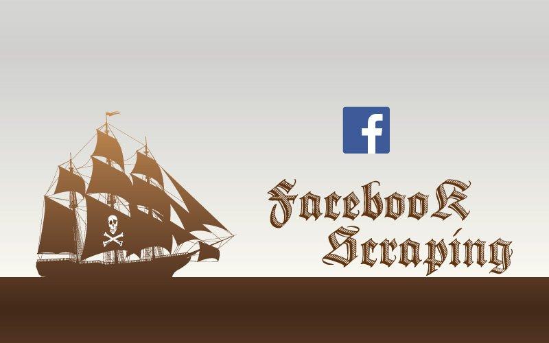 Visual articolo Facebook ID scraping