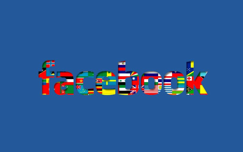 Visual articolo Facebook post multi-lingua