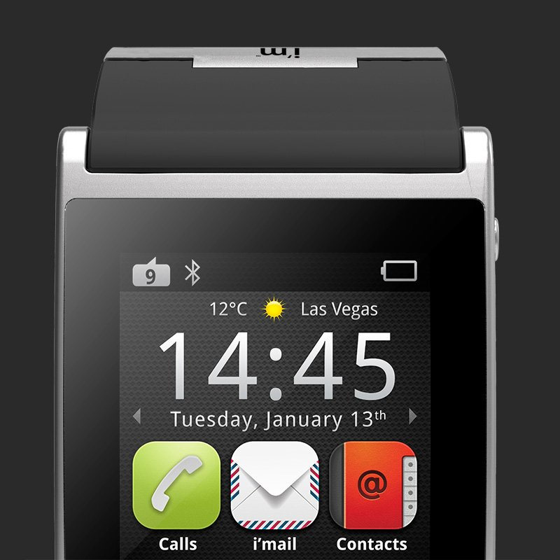 User Interface im watch