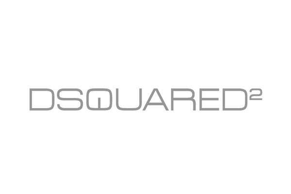 Logo brand cliente Dsquared