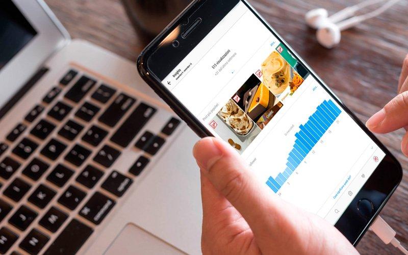Visual articolo Instagram Business