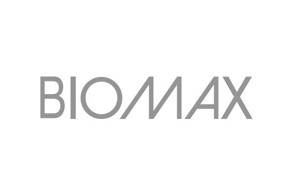 Logo brand cliente Biomax