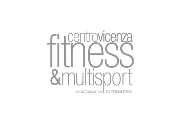 Logo brand cliente Centro Vicenza Fitness&Multisport