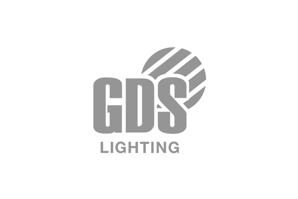 Logo brand cliente GDS Lighting