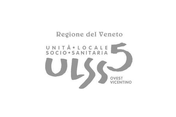 Logo brand cliente ULSS5
