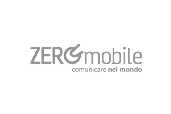 Logo brand cliente Zero Mobile