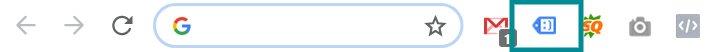 google tag assistant simbolo